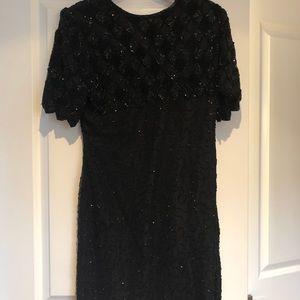 Lawrence Kazar Vintage Dress